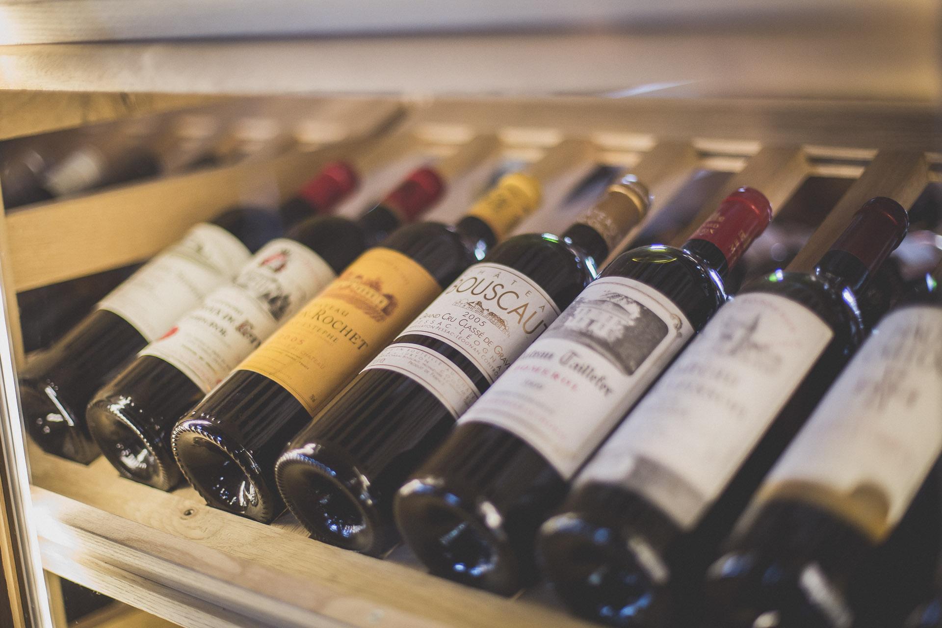 Wine cellar - Restaurant Chalet de La